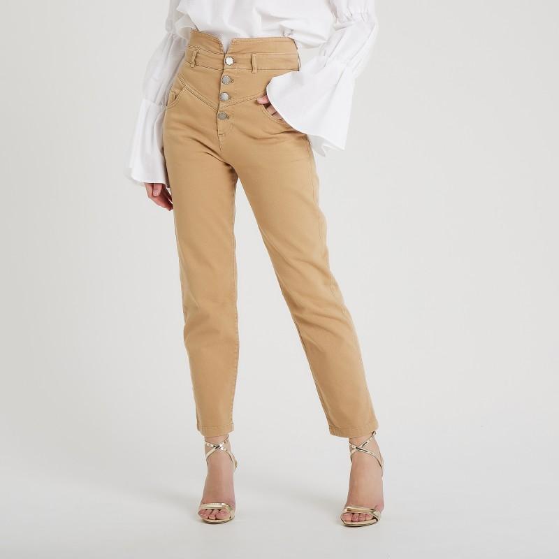 Jeans vita alta Federica Tosi